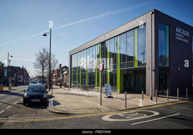 Leisure centre pool stock photos leisure centre pool - Longwell green swimming pool times ...