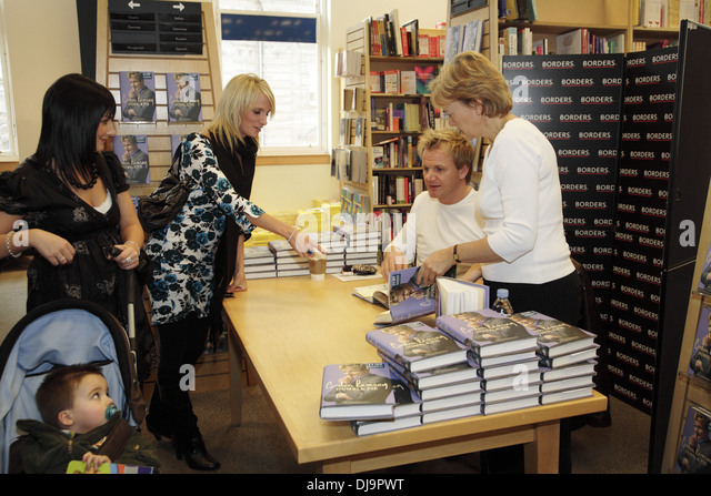 Celebrity Book Signings & Events - Updated 4/18/11