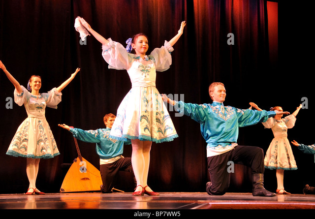 Urals Russian Folk Choir Russian Folk Songs