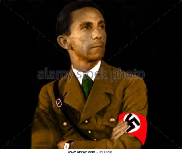 dr joseph goebbels and the nazi propaganda Learn about and revise nazi control and dictatorship between 1933 and  was  the ministry of enlightenment and propaganda, headed by dr joseph goebbels.
