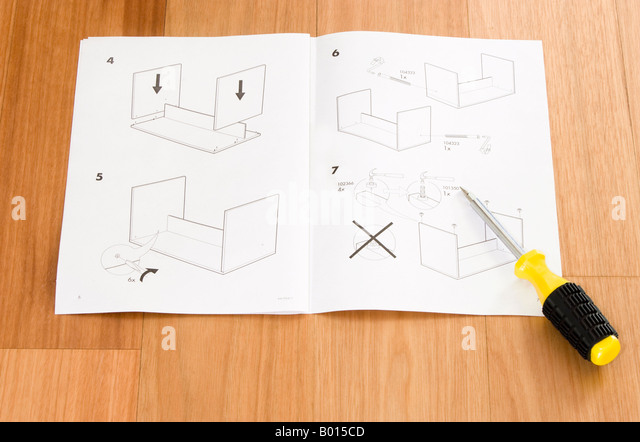 Ikea flat pack stock photos ikea flat pack stock images alamy - Diy tips assembling flat pack furniture ...