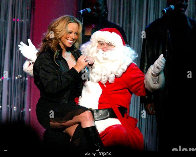 Mariah Carey Christmas Stock Photos & Mariah Carey Christmas Stock ...