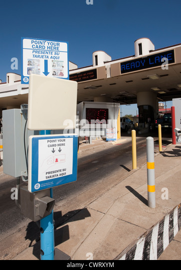 Port of entry laredo stock photos port of entry laredo stock bilingual sings in english and spanish with information at the laredo texas port of entry sciox Gallery