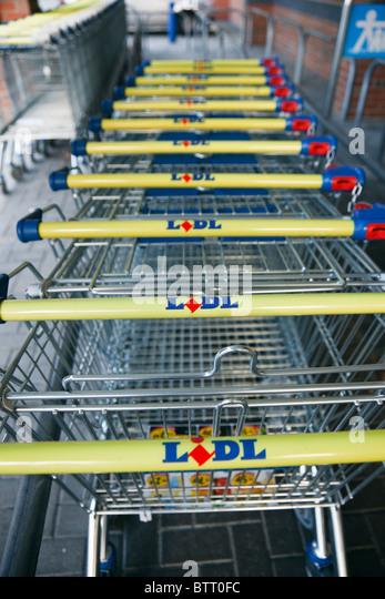 lidl supermarket uk: