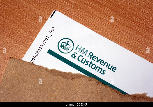 Hm revenue and customs letter stock photos hm revenue - Hm revenue and customs office address ...