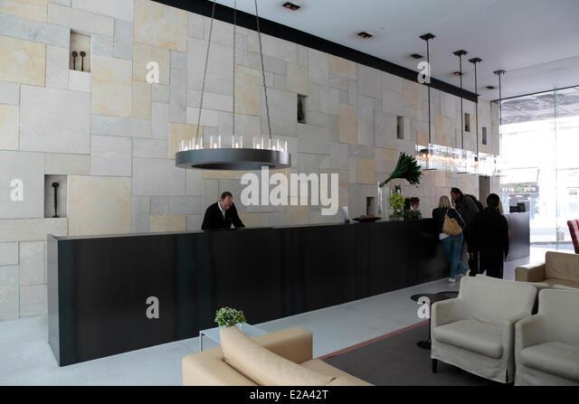 Mamilla stock photos mamilla stock images alamy for Hotel design jerusalem