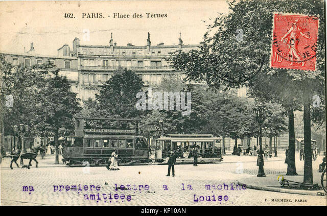 Place Des Ternes Stock Photos & Place Des Ternes Stock Images - Alamy