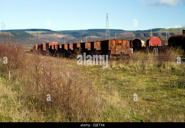 Rail Sidings Stock Photos Amp Rail Sidings Stock Images Alamy