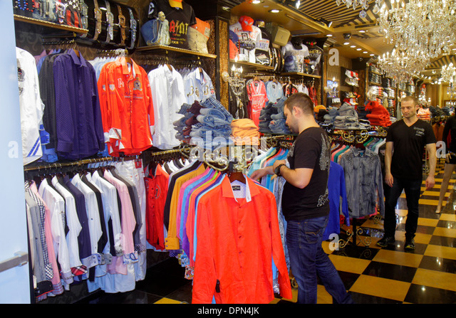 Clothing stores in miami