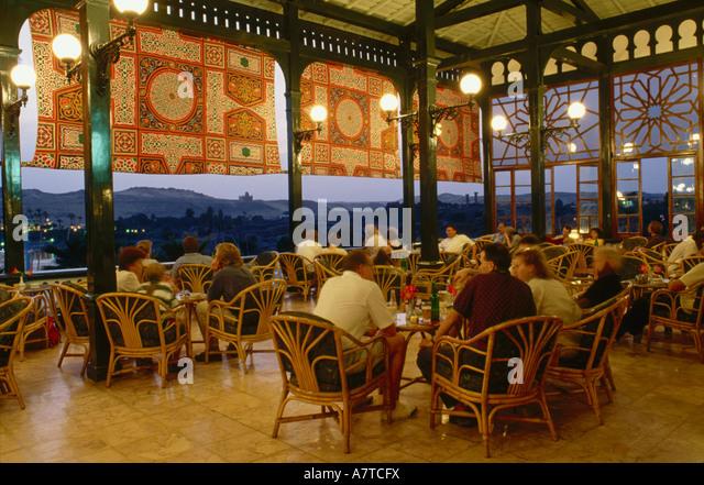 Egyptian Restaurant Interior : Egypt women sitting stock photos