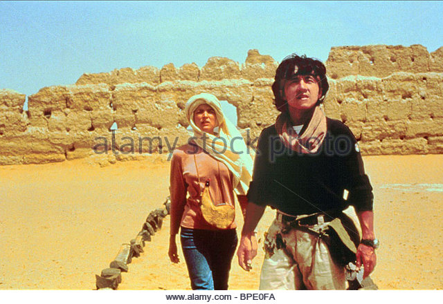 CAROL CHENG & JACKIE CHAN ARMOUR OF GOD II; OPERATION CONDOR (1991 ...