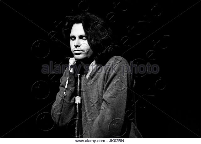 Jim Morrison of The Doors performing at the Boston Arena in Boston MA on April  sc 1 st  Alamy & Jim Morrison Black and White Stock Photos u0026 Images - Alamy pezcame.com