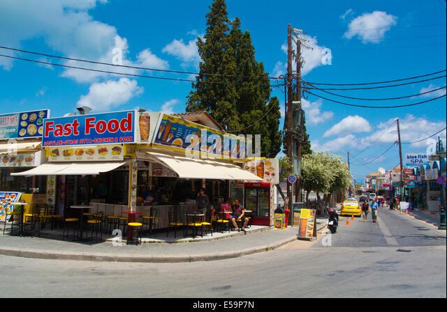 Fast Food Resturants On Harlow Road
