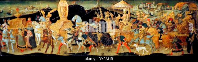 darius iii analysis of battles Chances are, when you visualize greek art in your mind,  its subject is a great battle between alexander the great and the persian king darius iii.