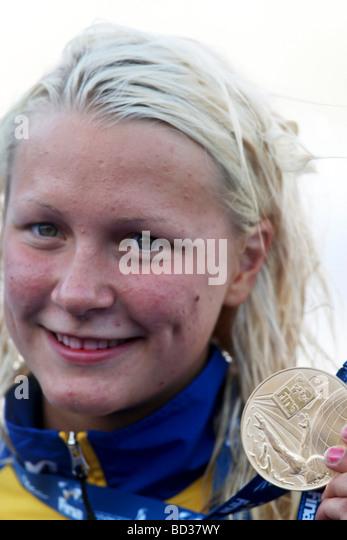 Sarah Sjostrom SWE at the 2009 <b>FINA World</b> Swimming Championships Rome Italy <b>...</b> - sarah-sjostrom-swe-at-the-2009-fina-world-swimming-championships-rome-bd37wy