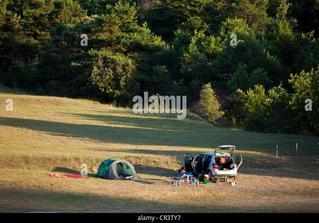 Car provence stock photos car provence stock images alamy for Camping sainte croix du verdon avec piscine