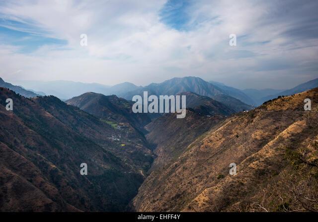 Erosional Hotspot - Himalayan Foothills