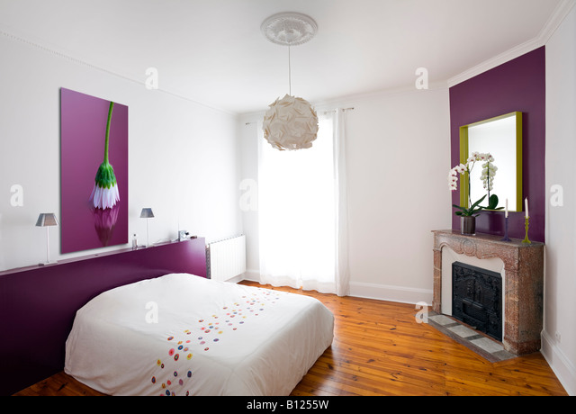 Contemporaine stock photos contemporaine stock images alamy - Chambre a coucher contemporaine ...