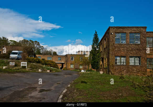 External Image Of The Closed Linford Park Nursing Home Hampshire UK