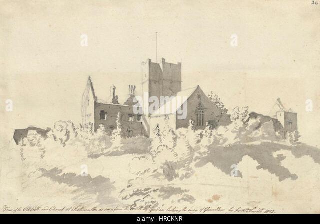 Poe Priory Build