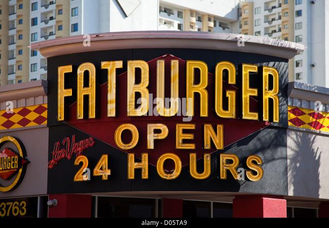 Fat Burger Las Stock Photos & Fat Burger Las Stock Images - Alamy