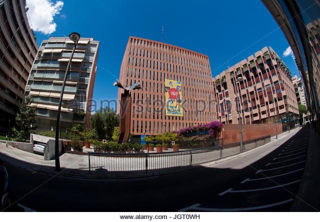 At the institut francais stock photos at the institut - Institut frances de barcelona ...