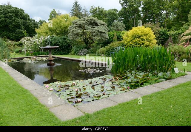 Picton garden stock photos picton garden stock images for Castle gardens pool