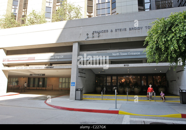General Hospital Emergency Room Los Angeles