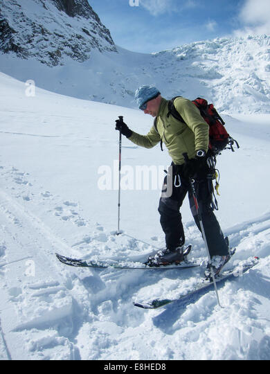 Vallee blanche chamonix stock photos vallee blanche for Salle a manger vallee blanche