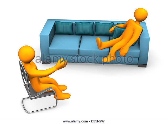 Psychiatrist Couch Cartoon Stock Photos Amp Psychiatrist