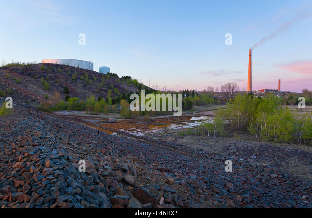 Inco limited stock photos inco limited stock images alamy for Pond supplies near me