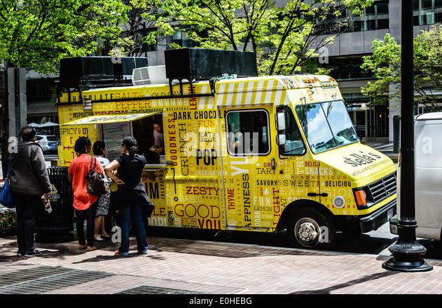 Stella S Popkern Washington Dc Food Truck