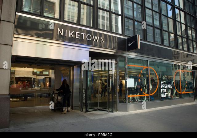 Niketown Stock Photos & Niketown Stock Images - Alamy