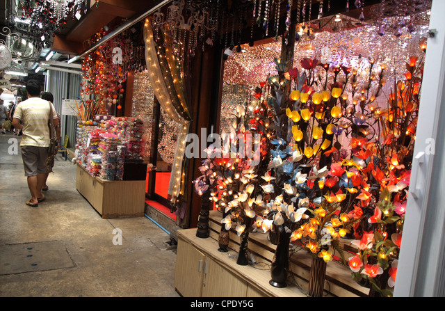 Home Decor Market. Home Decor Selection Jj Market Chatuchak ...
