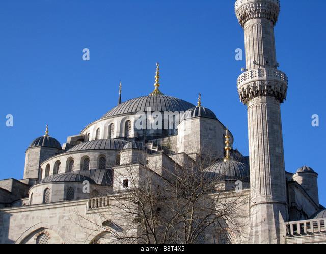 Mosque Detail: Prophet Mohammed Mosque Stock Photos & Prophet Mohammed