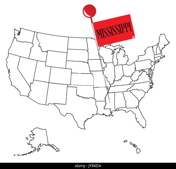 Worksheet. Mississippi Map Cut Out Stock Images  Pictures  Alamy