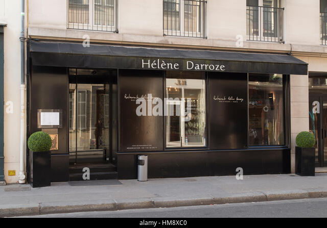 Darroze stock photos darroze stock images alamy - Restaurant helene darroze paris ...