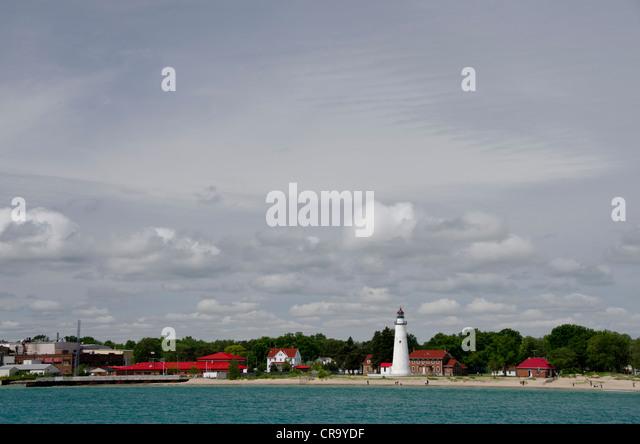 Manitoulin Island To Huron City Michigan