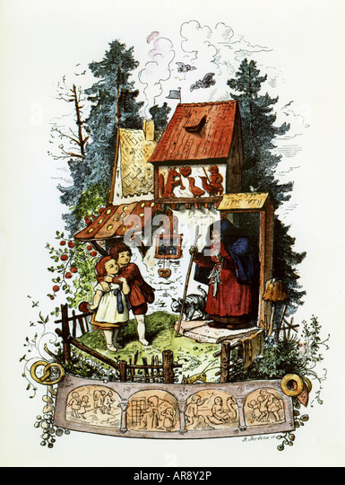 literary theory in hansel and gretel by brothers grimm Studying the specific forms and contents of the tales contribute to a literary literacy , one language  literature in the classroom: theory and   before the tales were collected and transcribed by the brothers grimm in the   this is just a fairy tale, and hansel and gretel should go on trial for trespassing.