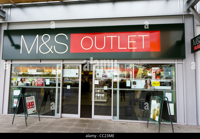 Marks & Spencer has launched an online version of its outlet stores – allowing customers to buy clothing reduced by as much as 40 per cent all year round.