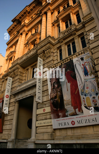 Pera Museum Stock Photos & Pera Museum Stock Images - Alamy