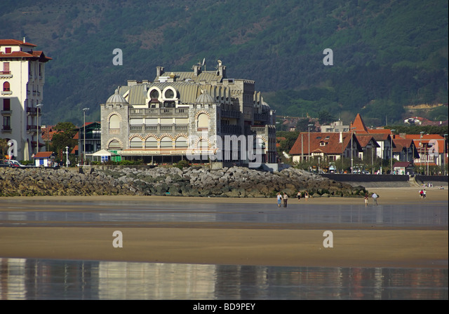 Hendaye france stock photos hendaye france stock images for Hendaye france