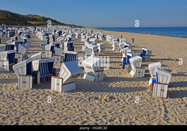 am strand von westerland sylt stock photos am strand von westerland sylt stock images alamy. Black Bedroom Furniture Sets. Home Design Ideas