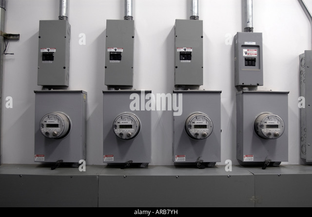 electric meters stock photos  u0026 electric meters stock