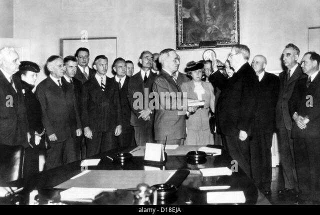 Truman Cabinet Stock Photos & Truman Cabinet Stock Images - Alamy