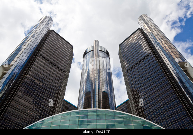 Cbre stock photos cbre stock images alamy for General motors corporate office