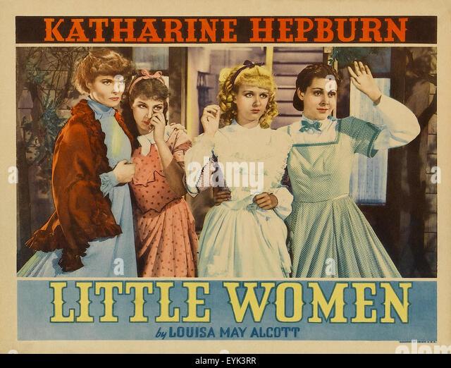 Hepburn 1933 movie
