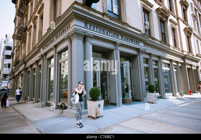 Restoration Hardware Stock Photos Restoration Hardware Stock Images Alamy