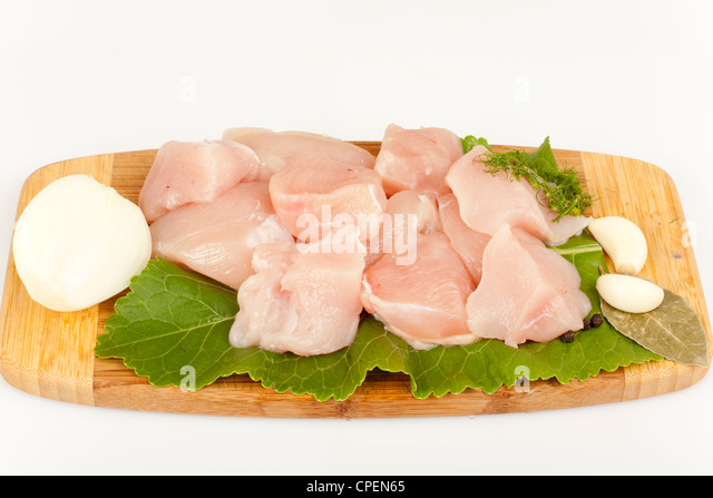 how to cut a chicken into pieces