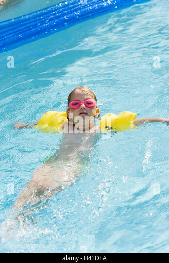 Swimming Pool Wings : Girls diving stock photos images alamy